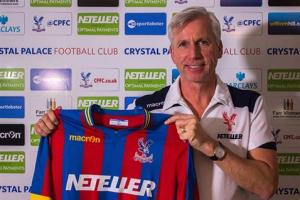 Alan Pardew has gone from Newcastle but is not forgotten