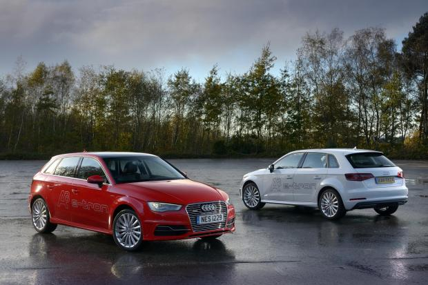 road test audi a3 sportback e tron from the northern echo. Black Bedroom Furniture Sets. Home Design Ideas