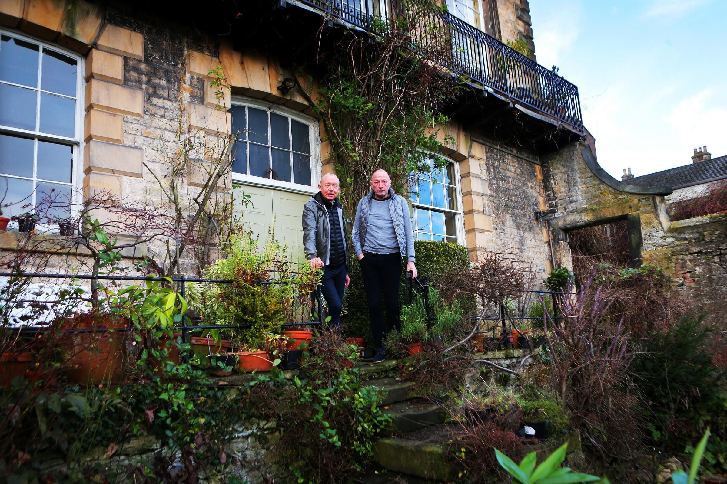 Garden to appear on alan titchmarsh show after being Austin home amp garden show