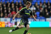 LOAN EXPIRED: Tomas Kalas has played the final game of his loan deal from Chelsea to Middlesbrough