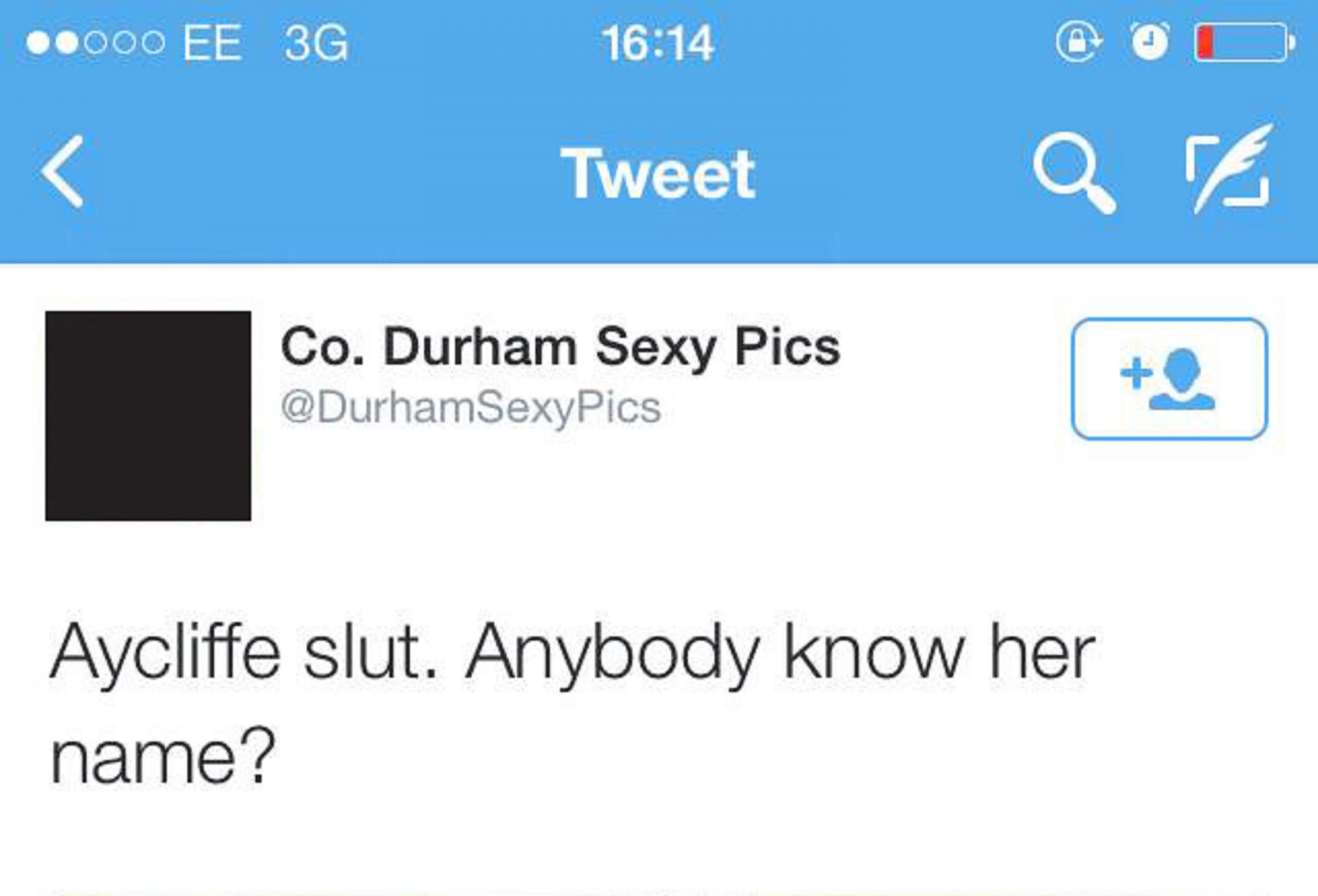 Durham sluts