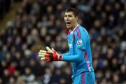 SAFE HANDS: Sunderland's Costel Pantilimon	Picture: CHRIS BOOTH