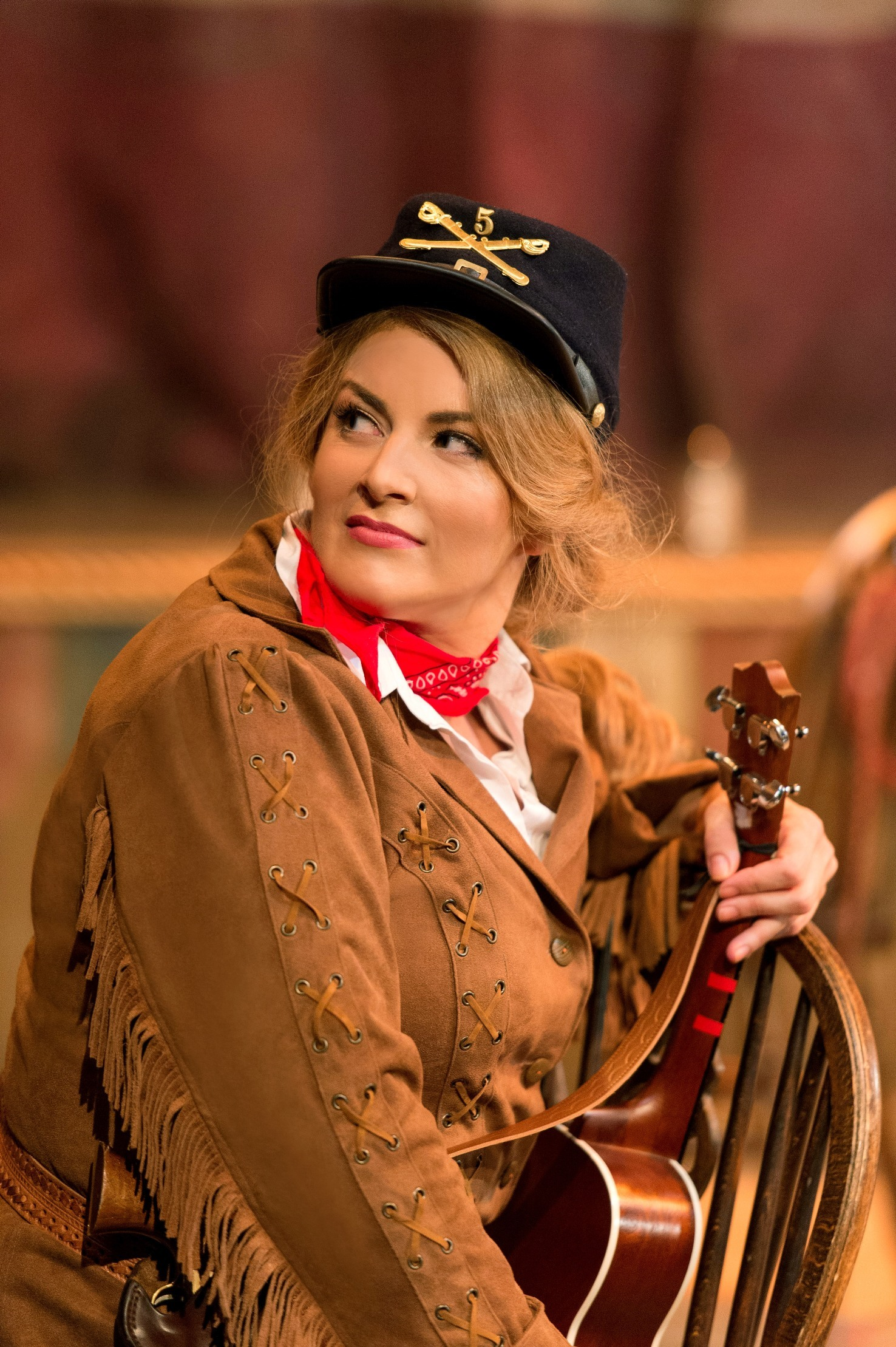 Calamity Jane, York Grand Opera House