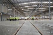 Register here for a sneak preview inside Hitachi's Aycliffe train factory