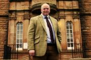 HEAD: Barnard Castle School headmaster Alan Stevens. Picture: SARAH CALDECOTT