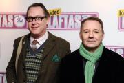 ON TOUR: Vic Reeves and Bob Mortimer.