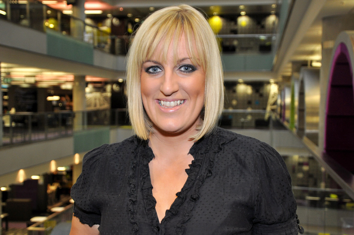 BBC presenter Steph McGovern was one of the first to jump to the defence of her home town following the report