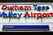 INCREASE: Passenger numbers have risen on core business routes at Durham Tees Valley Airport.