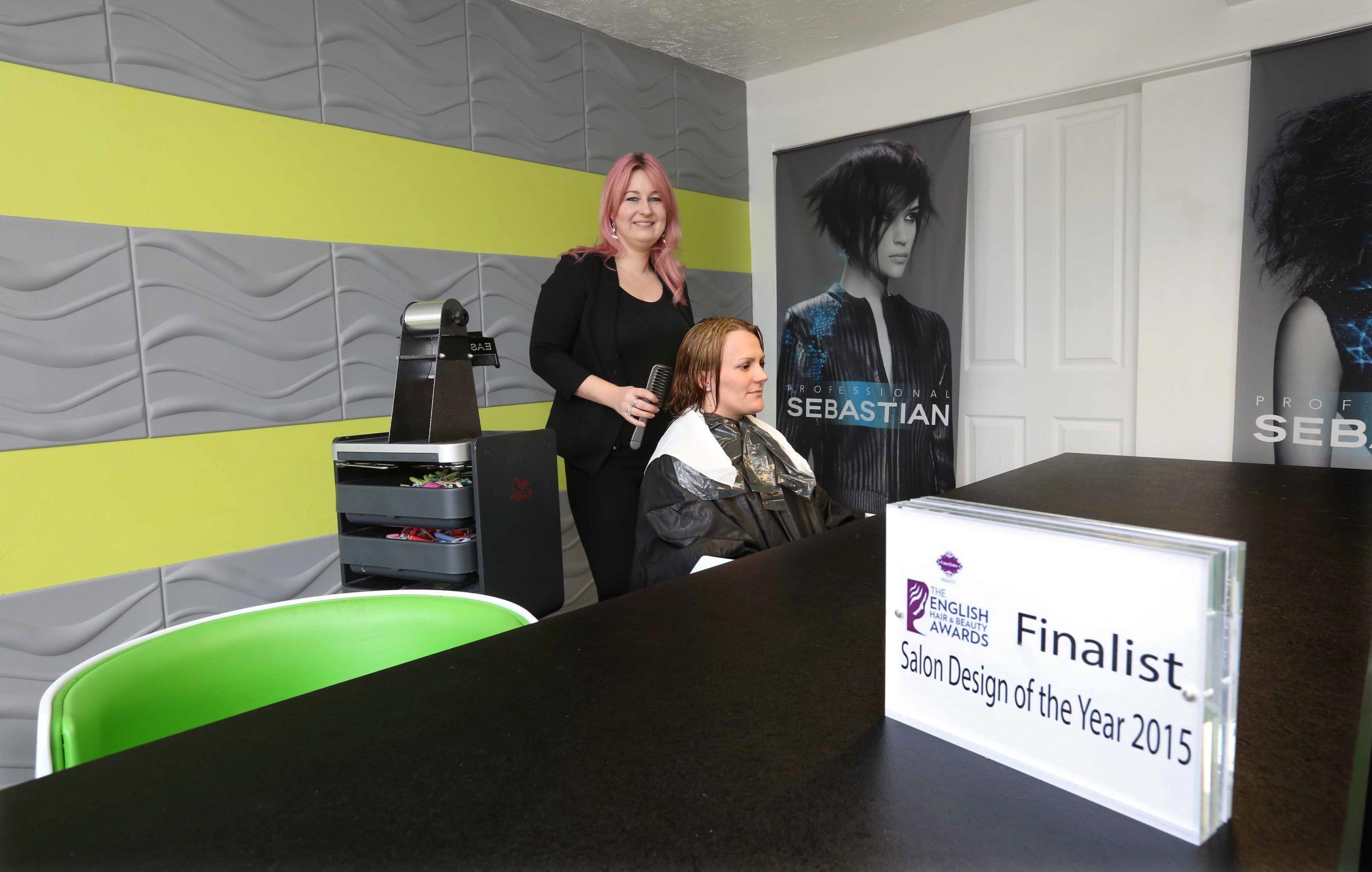 Transformed Salon Lands National Design Award The Northern Echo