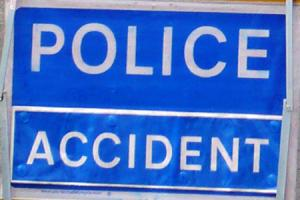 A1 crash causes major congestion but injuries minor