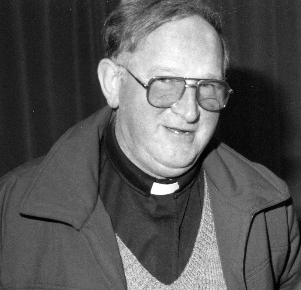 FAITHFUL: Father Michael Murray who served in parishes including Middlesbrough and Brotton, east Cleveland, has died