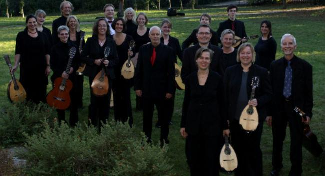 CONCERTS: The Mülheimer Zupforchester