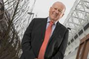 FAVOURITE: Sir Bob Murray will attend the charity celebration