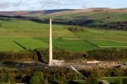 SOLD?: The former cement works at Eastgate, in Weardale