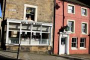 SACKED: The Amen Continental Cafe where Chris Gamack was employed as chef before he was dismissed for gross misconduct. Picture: DAVID WOOD