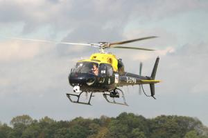 Plan to move a police helicopter from Teesside to Newcastle still up in the air