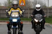 BIKES: Members of the Cleveland and Durham Specialist Operation Unit (CDSOU) are urging bikers to stay safe on roads across the two force areas.