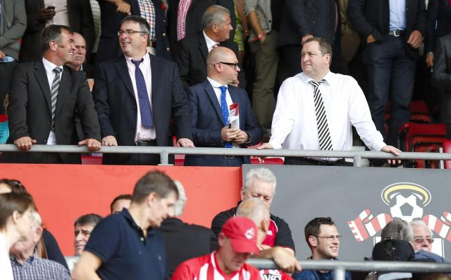 MIXED RESULTS: Newcastle's board have presided over another successful financial period - but success on the field remains as elusive as ever