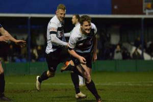 Play-offs now likely after Darlington draw