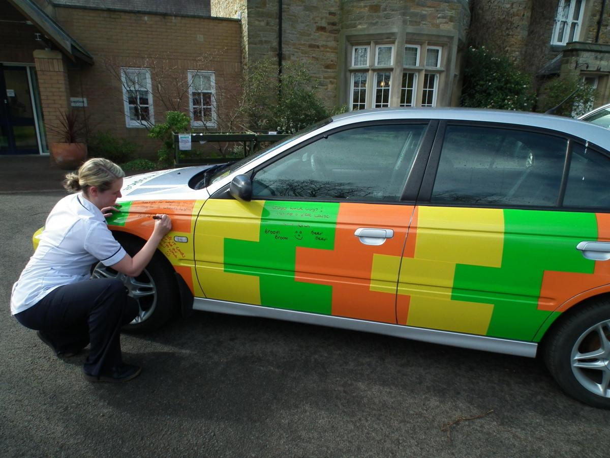 Fundraiser to drive 14-year-old car 1,750 miles to Benidorm to raise ...