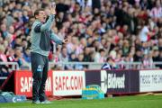 POSITIVE REACTION: John Carver is confident Newcastle will bounce back from their derby defeat to Sunderland when they travel to Liverpool tonight