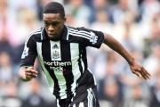 FASHION FAUX PAS? Former Newcastle midfielder Charles N'Zogbia