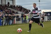 SCORING FORM: Darlington winger Adam Mitchell has scored six goals in his last five games. Picture: TIM HICKMAN