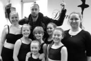 DANCE: Tom Shilcock who appeared on the BBC One show So You Think You Can Dance? held a special masterclass at Macadam School of Dance in Newton Aycliffe
