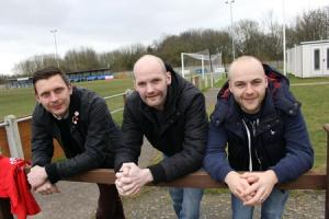 Legendary Newton Aycliffe footballers come together for leukaemia charity match