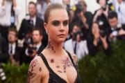 Did Cara Delevingne just start the coolest trend ever?
