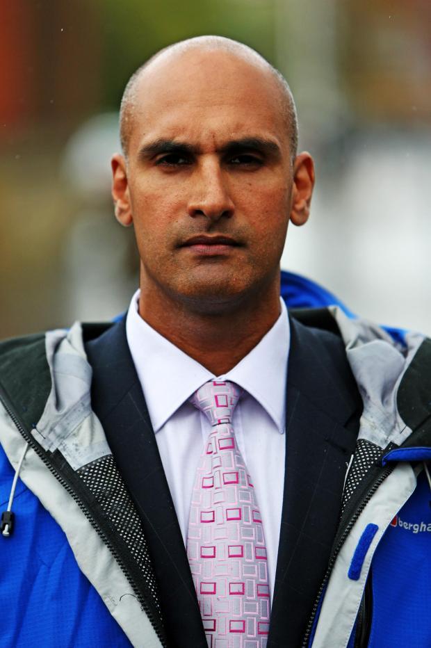 The Northern Echo: Former PC Nadeem Saddique