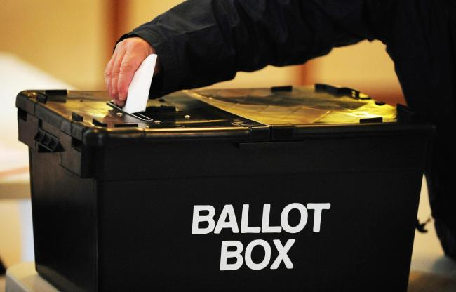 By election results in Ferryhill, Willington, Hunwick and Barnard Castle