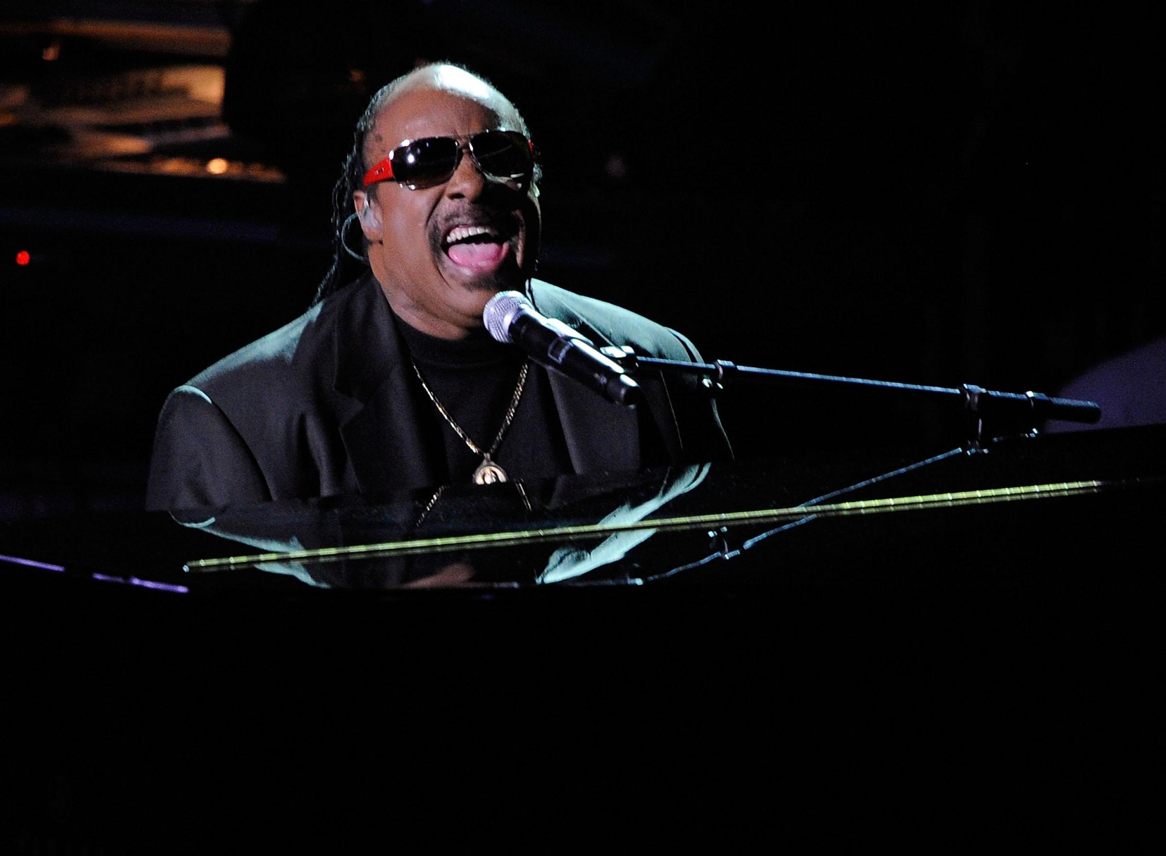 Stevie Wonder Is A Pensioner Happy Birthday To Ya Seven Things You Need To Know Today The Northern Echo