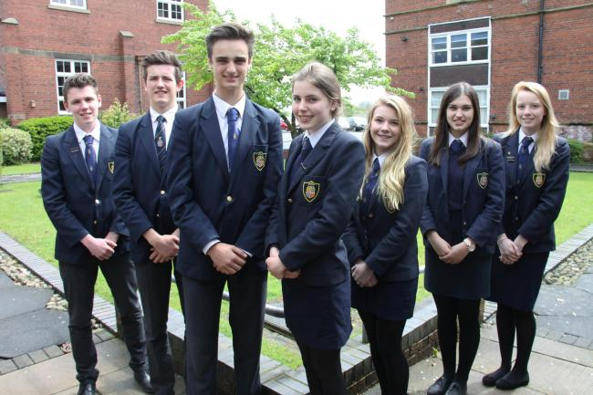 School selects its student officers | The Northern Echo