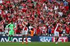 MISSING OUT: Middlesbrough's season ended in the heartbreak of a play-off final defeat to Norwich at Wembley