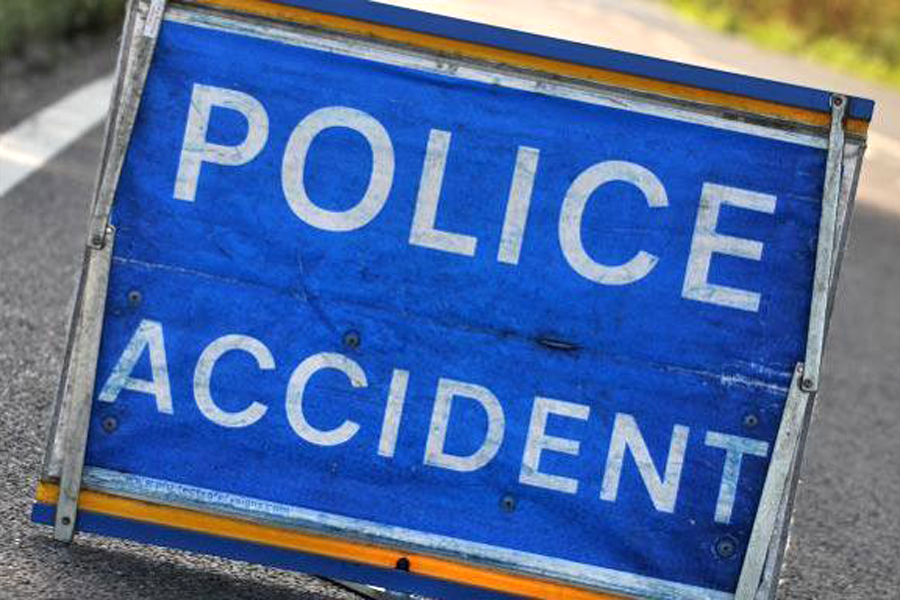 ACCIDENT: A motorcycle pillion passenger has suffered serious injuries after a colliding with two deer near Sutton Bank