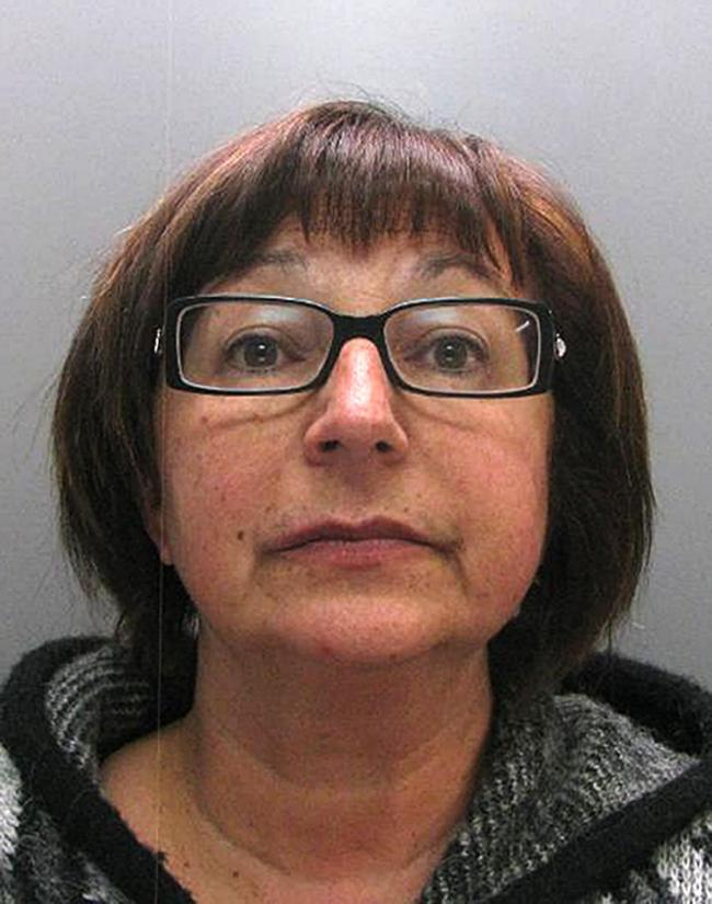 JAILED: Anne Lakey