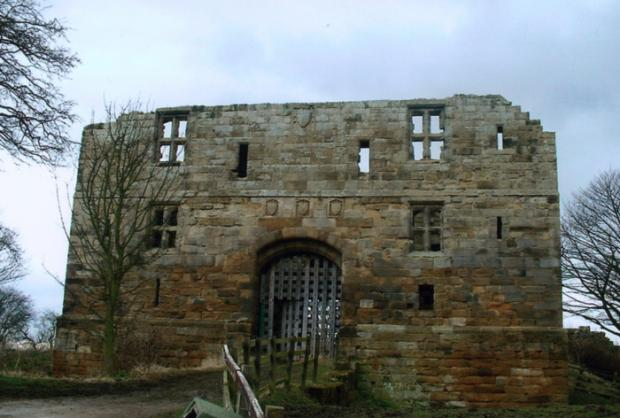 The Northern Echo: WORTH A VISIT: Whorlton Castle near Swainby