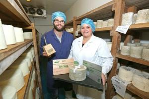 Family cheese company reaps the rewards of Courage