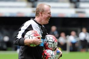 Pictures: Thousands of Newcastle fans turn out for open training session at St James' Park