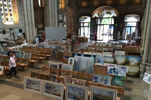 Cathedral set to host Great North Art Show