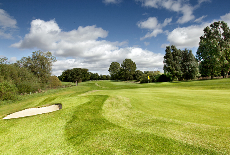 HISTORIC: Land at the former Blackwell Golf Course has been earmarked for development