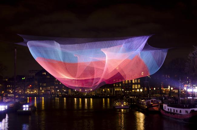 Janet Echelman's 1.26 Durham is one of our five