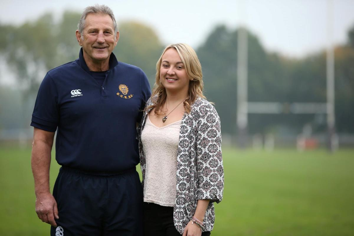 Durham Rugby Chief Thanks Lifeguard Who Helped Save His Life The