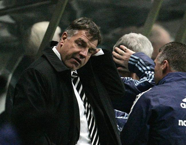 Sam Allardyce claims he has been offered the chance to make a managerial return to Newcastle United