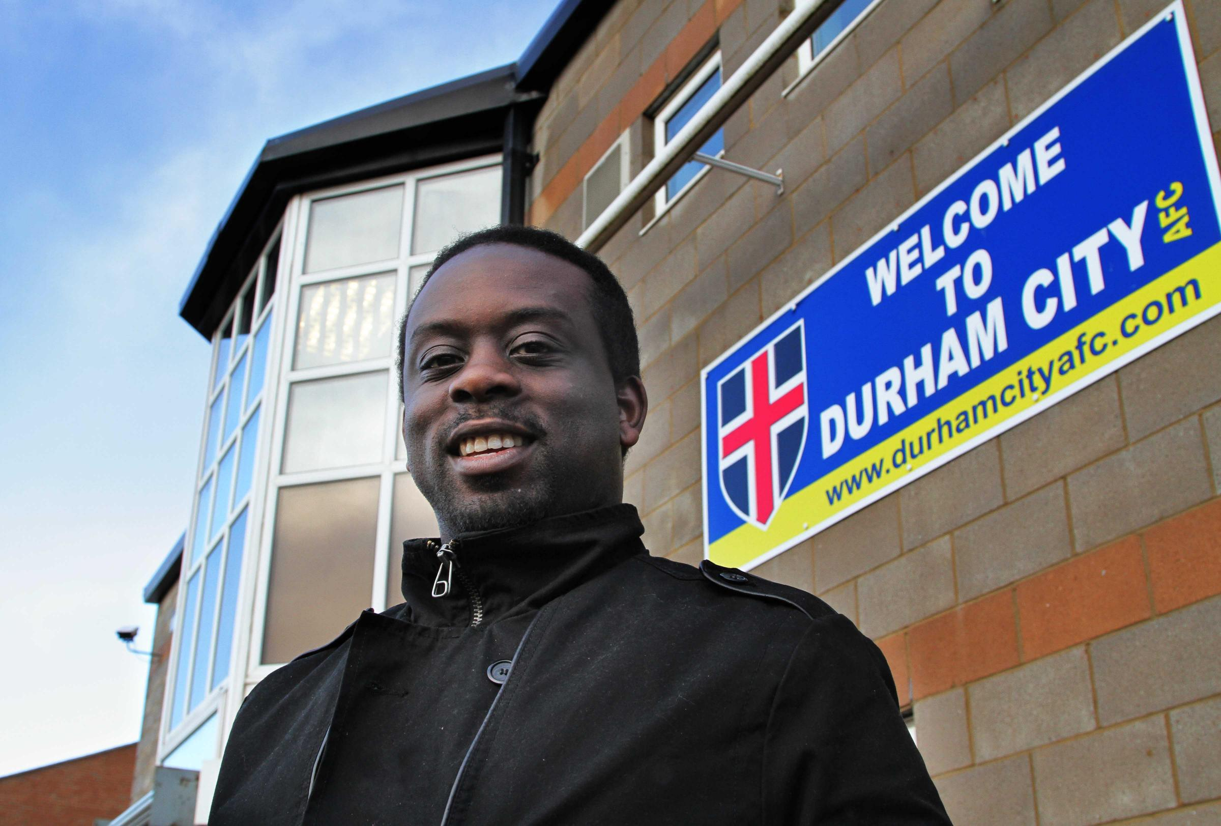 Durham FC could return home - if chairman Olivier Bernard quits ...