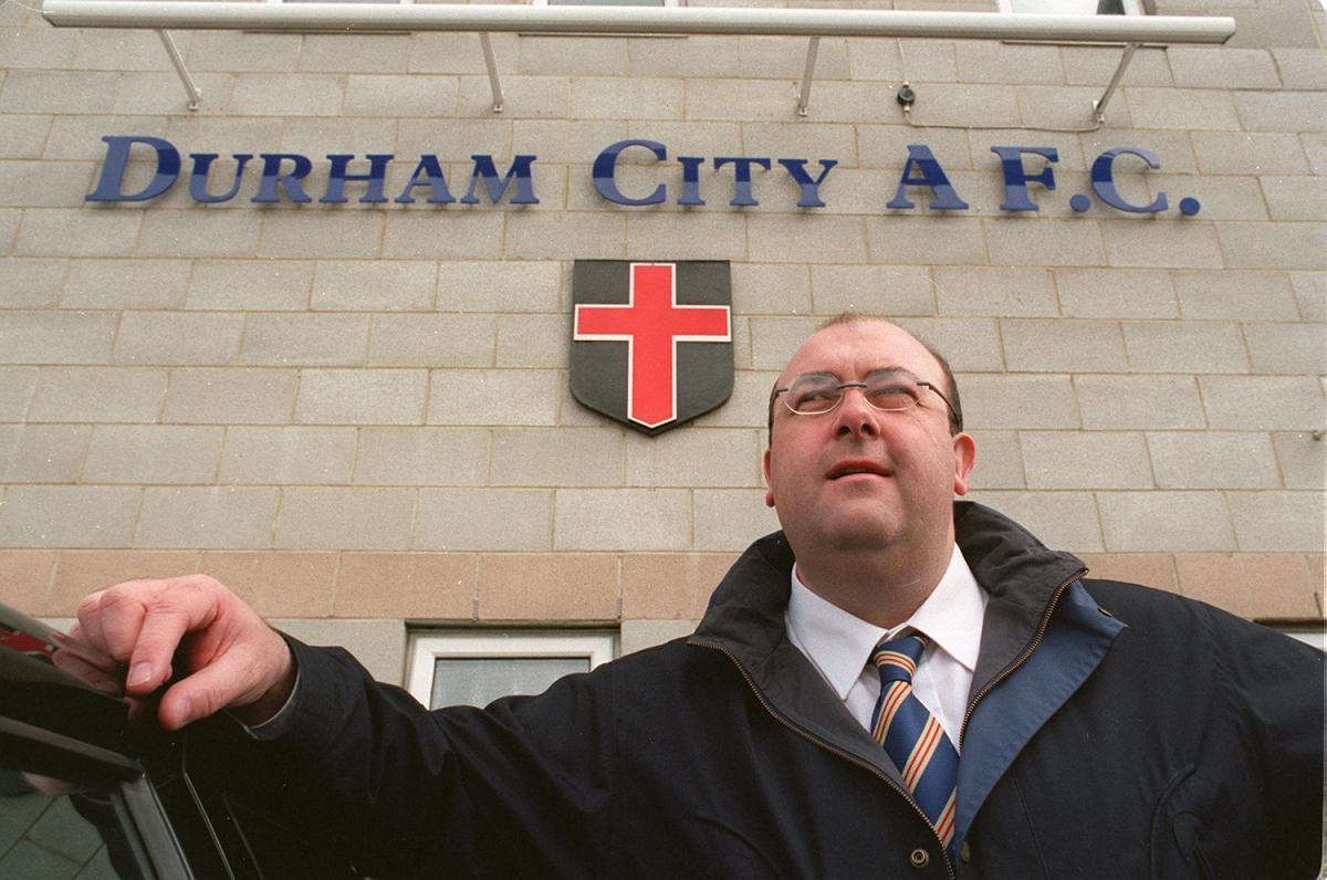 Door Always Open On Durham City Afc Returning To New Ferens Park