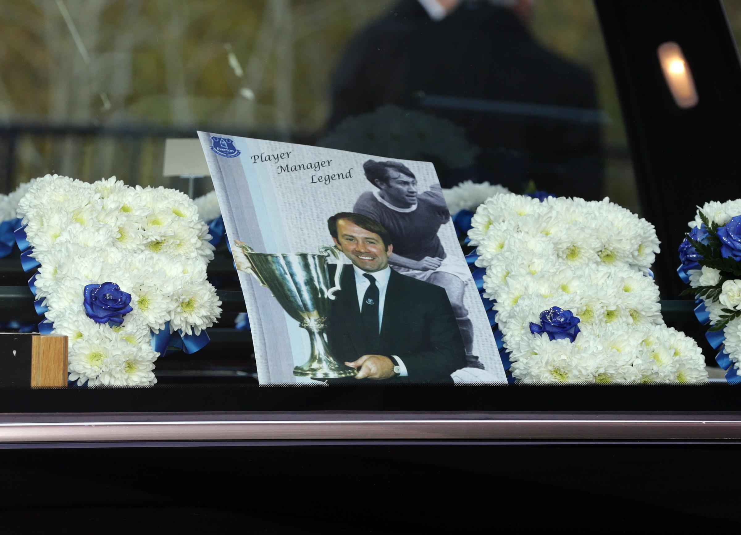Born In County Durham Liverpool Says Farewell To Evertons Most