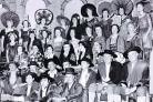 FULL CIRCLE: The cast for 1963's version of The Maid of Mountain's - the show that was the last that was produced in Darlington before the outbreak of the Second World War