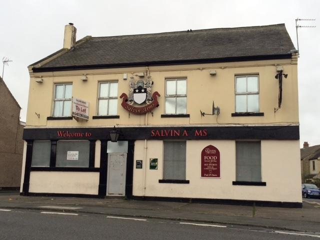 The Salvin Arms, which Spennymoor Town FC plans to turn into a clubhouse and community hub